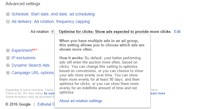 Google-AdWords-Ad-Rotation