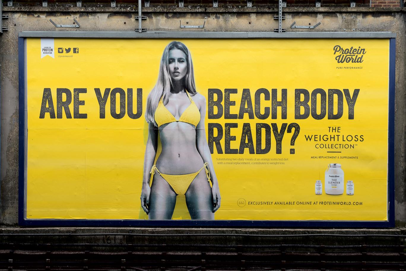 Protein World Evening Standard